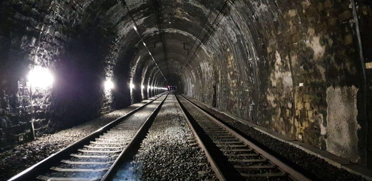 Chantiers peu communs : les tunnels ferroviaires 🚆