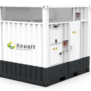 Pack Batterie 200 kVA - Revolt Location
