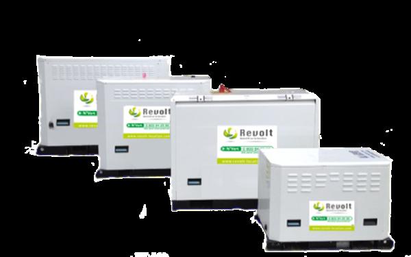 Pack Batterie 42 kVA-Revolt Location